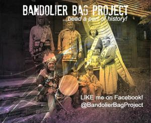 Bandolier Bag Project Launched